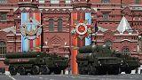 روسيا تبحث عن صاروخ نووي فشل أثناء اختباره