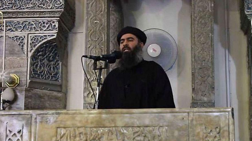 ابوبکر بغدادی داعش را به ادامه «جهاد» فراخواند