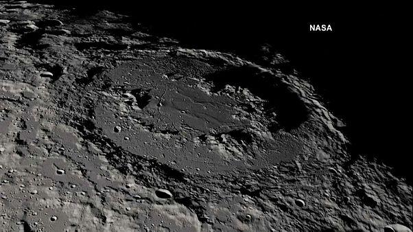 شاهد: ناسا تنشر صوراً مقرّبة ومذهلة لتحرك الضوء على سطح القمر