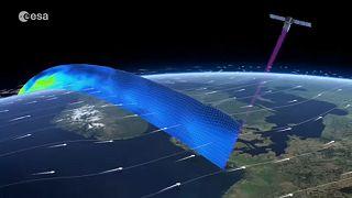 Széltérképet készít az Európai Űrügynökség műholdja