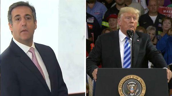 """USA: Cohen: """"Felice di collaborare sul Russiagate"""""""