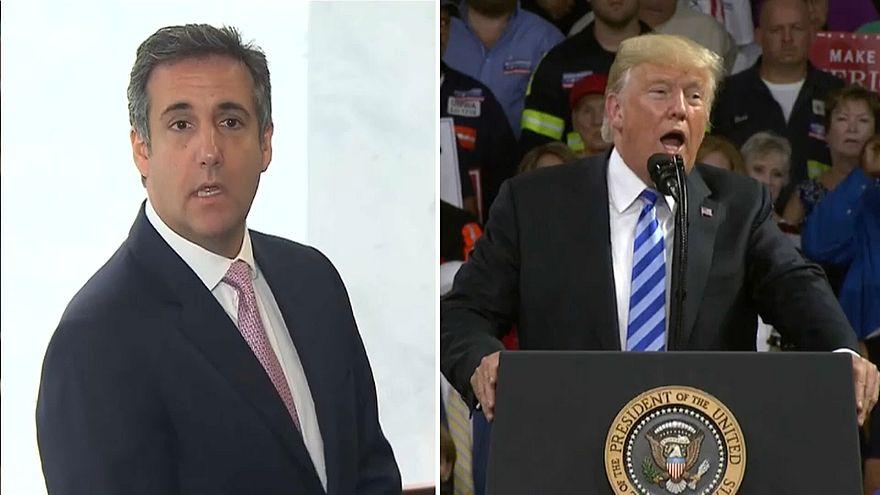 Casa Branca defende Trump