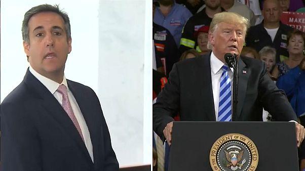 US-Präsident Trump unter Druck
