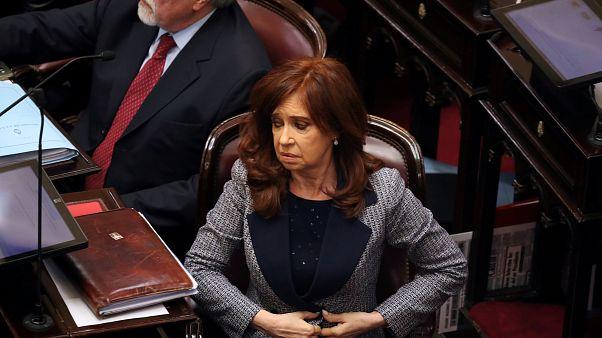 El Senado argentino autoriza los registros en las casas de Kirchner