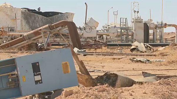 Szíria gazdasága óriási károkat szenvedett
