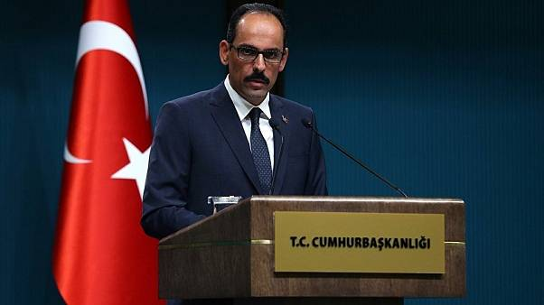 İbrahim Kalın: Trump açıkça Türkiye'yi hedef alıyor