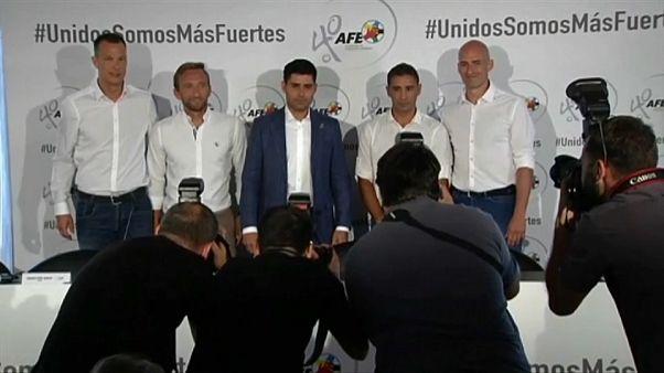 Los futbolistas de Primera División no quieren jugar partidos de LaLiga en EEUU