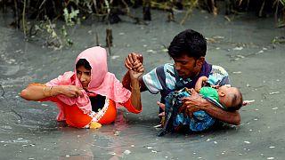 میانمار؛ ادامه کوچ اقلیت روهینگیا یکسال پس از آغاز بحران