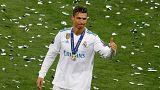 رونالدو: ما حققته مع ريال مدريد كان مذهلا لكنه أصبح جزءا من الماضي وقرار الرحيل كان سهلا