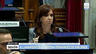 Argentina: sì del Senato alle perquisizioni in casa Kirchner