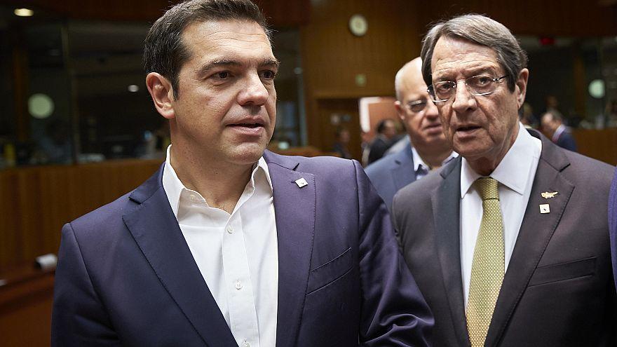 Αναστασιάδης-Τσίπρας για μεταμνημονιακή Ελλάδα και Κυπριακό