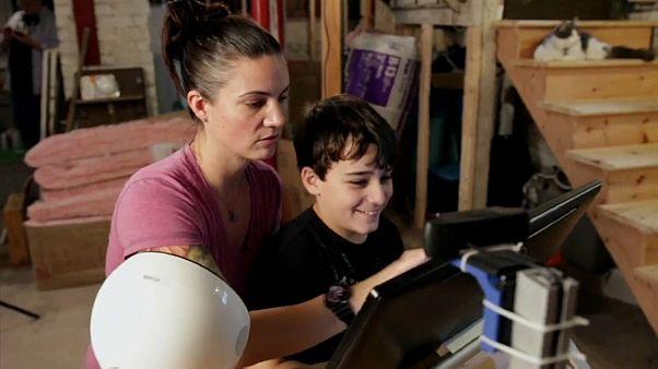 Robô ajuda crianças autistas a serem mais sociáveis
