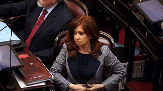 Perquisitions chez l'ex-présidente Cristina Kirchner