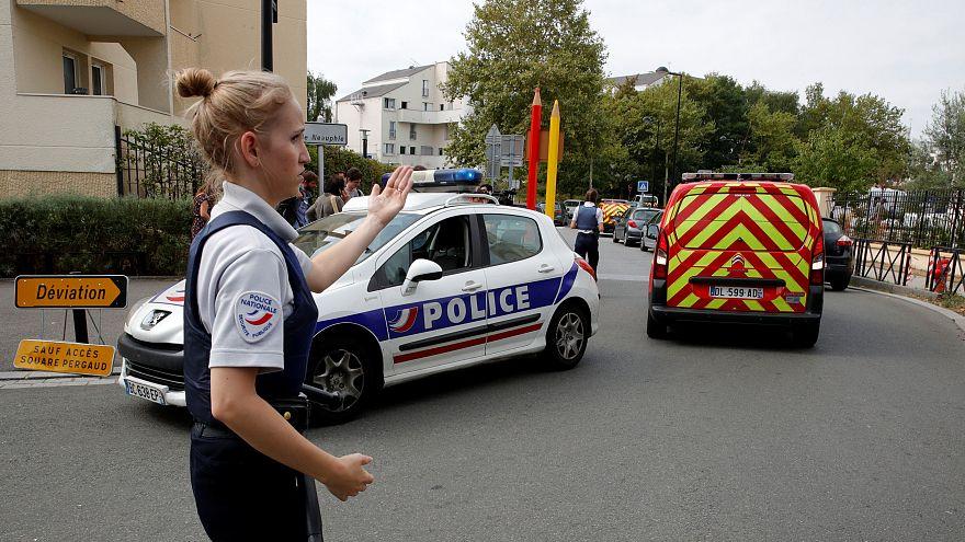 Tödliche Messerattacke in Pariser Vorort