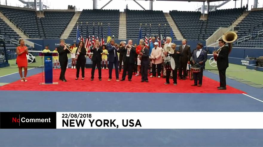 New York : inauguration en fanfare pour le stade Louis Armstrong