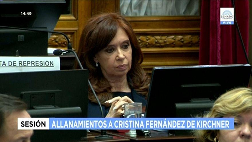 Errmittlungen gegen Argentiniens Ex-Präsidentin Kirchner genehmigt