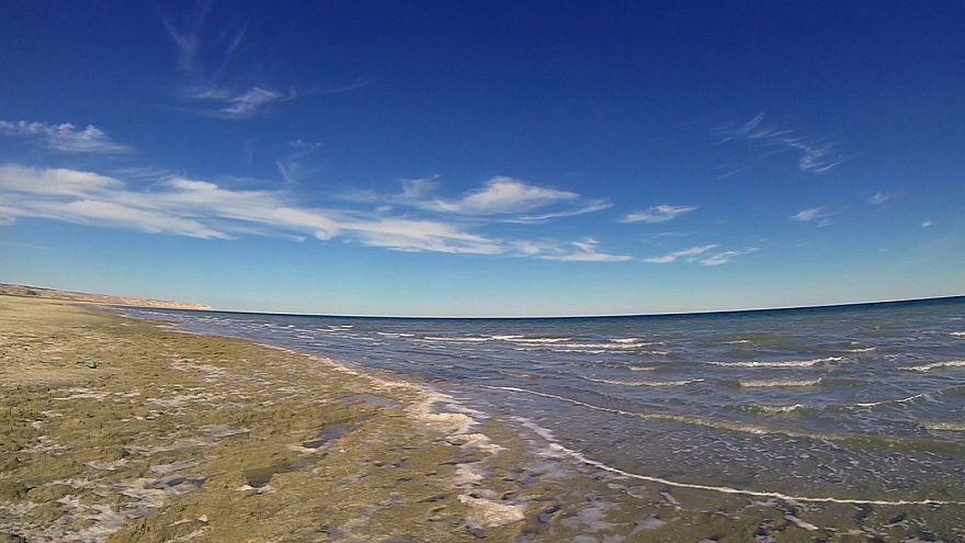 Kurumakta olan Aral Gölü'nün kurtarılması için 5 ülkeden ortak plan