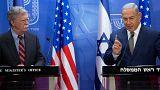 نتانیاهو: از موضع مالکیت بلندیهای جولان پائین نمیآیم
