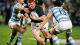 Springboks confident against Argentina for second test