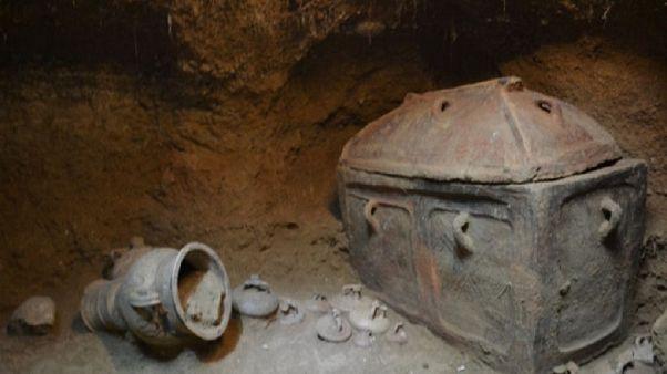 Ασύλητος θαλαμοειδής τάφος βρέθηκε στην Ιεράπετρα