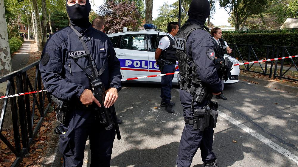 """Paris knife attack: """"someone with a psychiatric problem"""""""