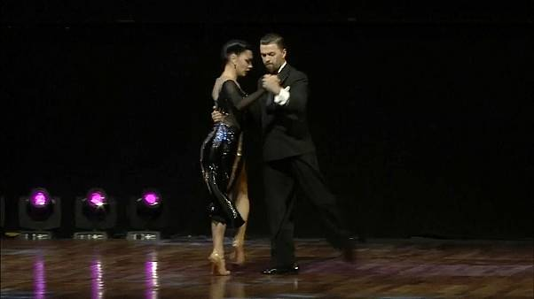 Россияне выиграли ЧМ по танго