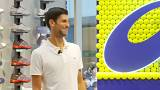 Novak Djokovic: Confident ahead of the U.S. Open tennis tournament