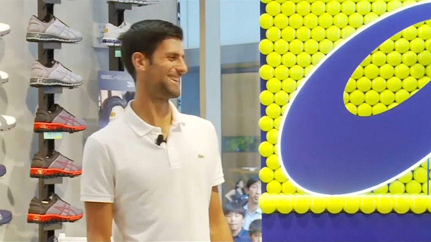 Novak Djokovic: Confident ahead of the U.S. Open tennis tournament