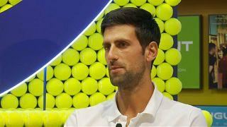 Novak Djokovic Favorit bei den US Open in New York
