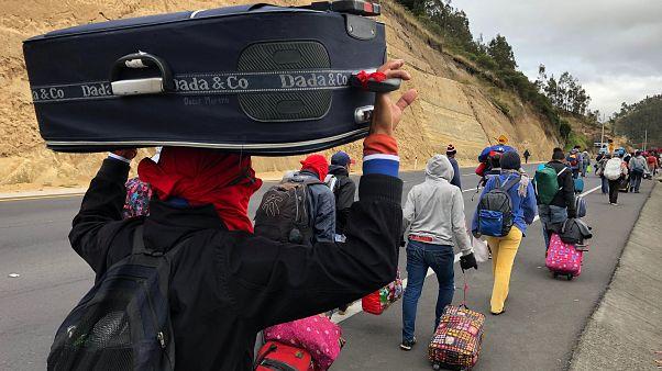 BM uyardı: Venezuela 'Akdeniz'deki göçmen krizine' çok yakın