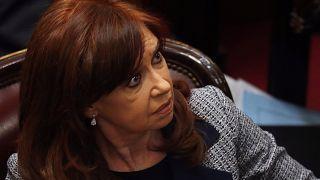 Házkutatást tarthatnak a volt argentin elnöknél