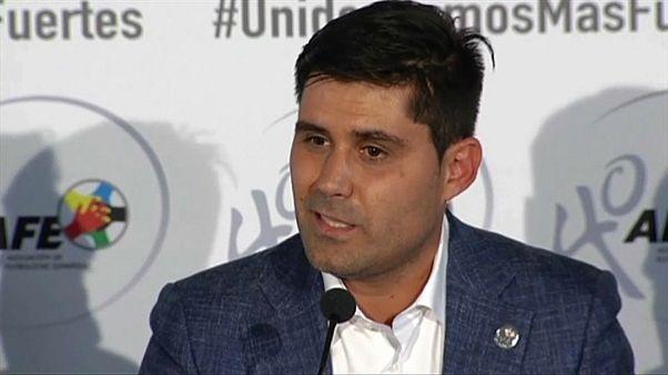 Nordamerika-Gastspiele: Spanische Fußballer drohen mit Streik