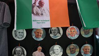 A visita difícil do Papa Francisco à Irlanda