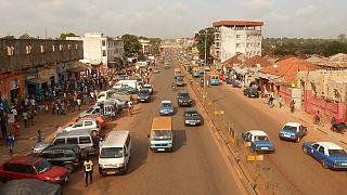 Avenida dos Combatentes da Liberdade da Pátria, em Bissau