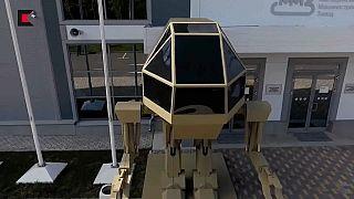 """الروبوت العسكري الروسي """"إيغوريك"""" يثير السخرية على الإنترنت"""