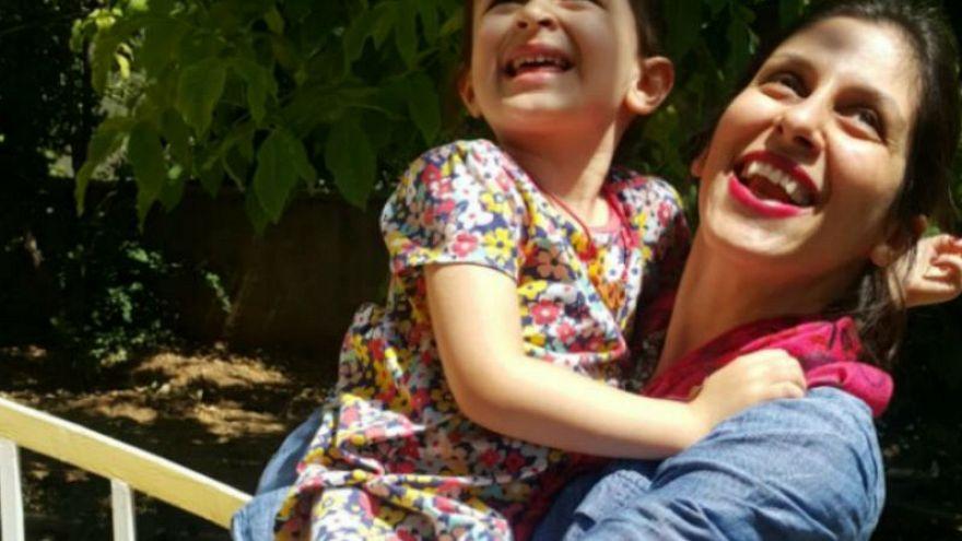 İran'da tutuklu İngiliz kadına 3 günlük sıla izni
