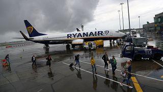 Grève chez Ryanair : un accord avec les pilotes irlandais