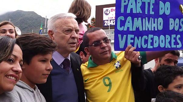 """Футбол Бразилии опозорен"""