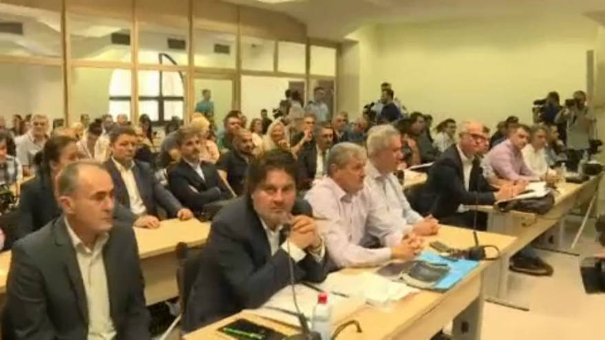 ΠΓΔΜ: Η δίκη των 33 για τις ταραχές στη Βουλή