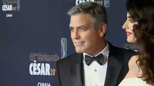 Clooney a legjobban kereső férfi színész