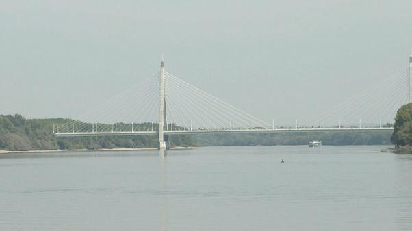 Danube: Low levels costing Port more than €300,000
