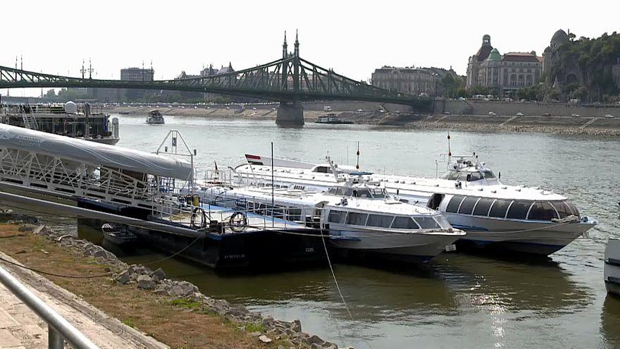 Убытки из-за низкого уровня Дуная