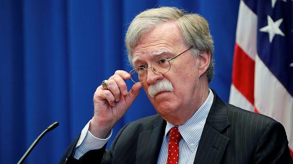 بولتون: نماینده روسیه درخواستی برای تعلیق تحریمهای ایران نکرد