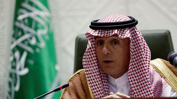 الوضع في الشرق الأوسط على جدول مباحثات لافروف والجبير