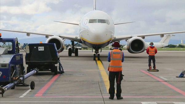 Ryanair llega a un acuerdo con sus pilotos