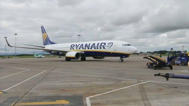 Ryanair anuncia acordo com sindicato para pôr fim a greve na Irlanda