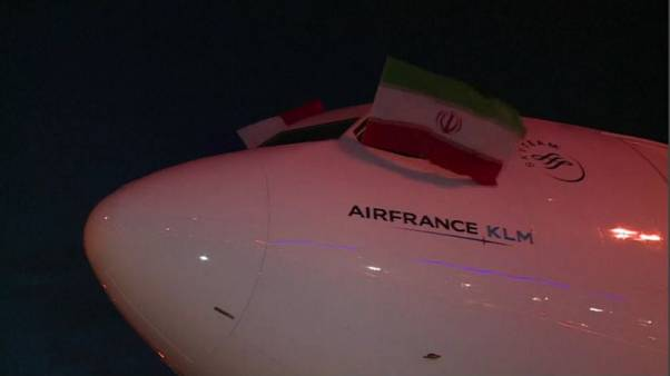 Air France et British Airways ne voleront plus vers l'Iran