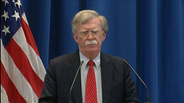Bolton alerta Rússia para não interferir nas eleições de meio mandato
