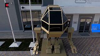 """Kalaschnikow setzt auf 4,5 Tonnen schweren """"Killer-Roboter"""""""