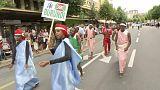 Des musiciens burundais s'éclipsent d'un festival en Suisse